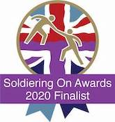 Soldiering On Awards Logo