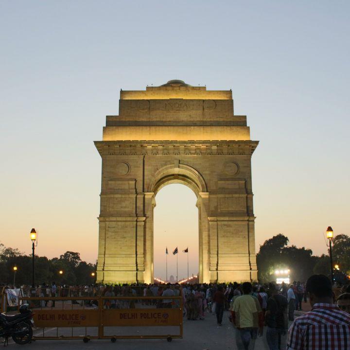 A Rajasthan Odyssey - Part 1 - Delhi.
