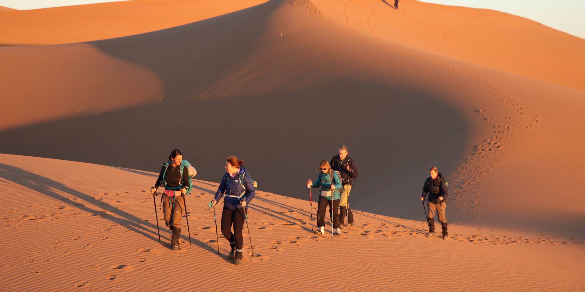 Sahara Trekkers