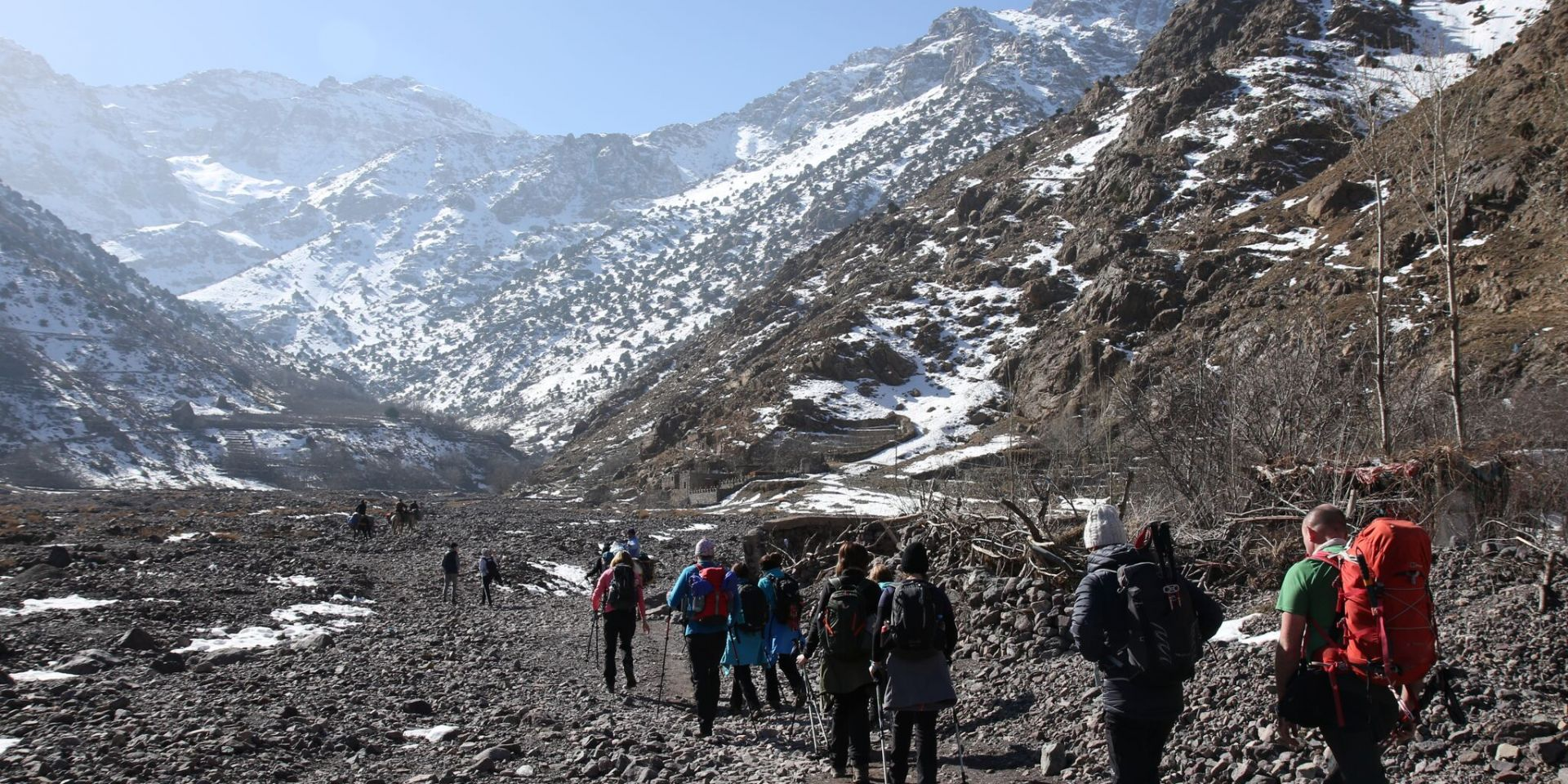 Toubkal summit trek