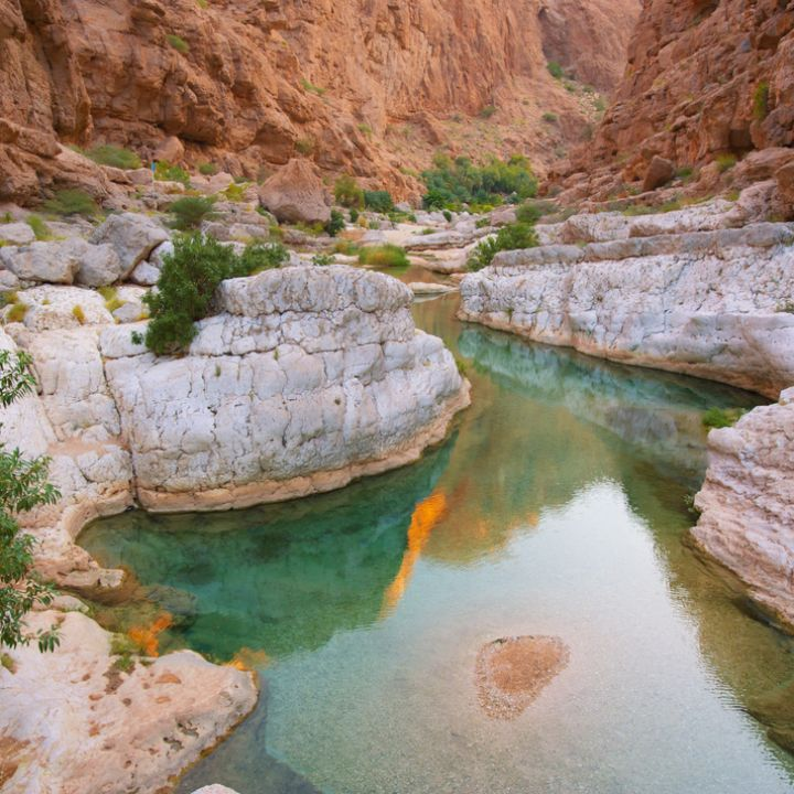 Amazing Wadi