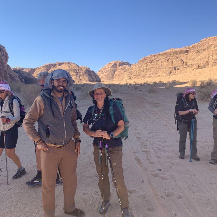Wadi Rum Challenge, Jordan