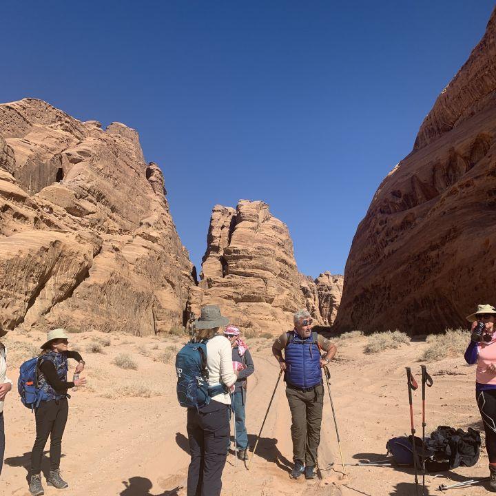Wadi Rum Trekkers